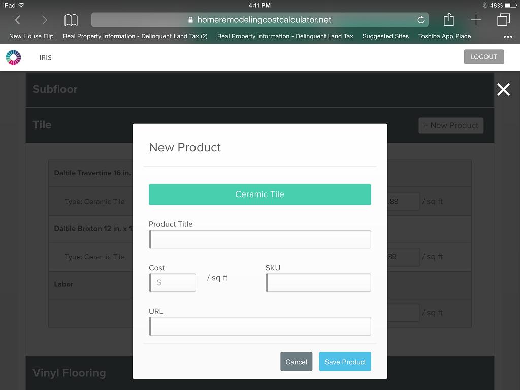 home remodeling cost estimator for tablet  u2014 home remodeling cost calculator